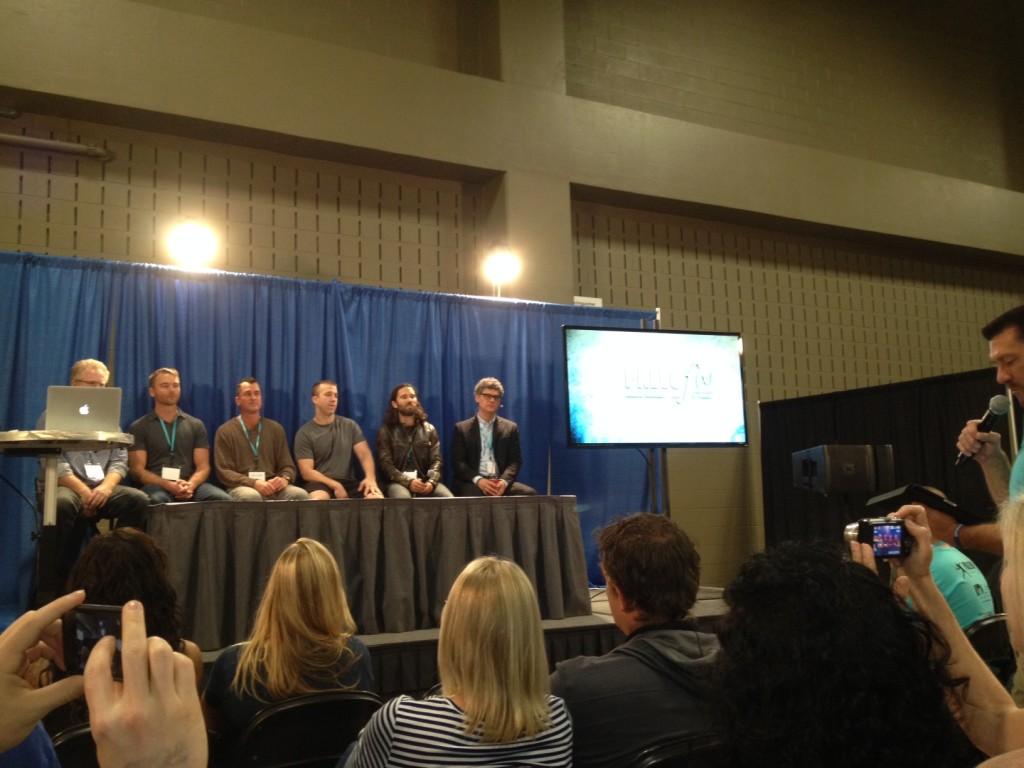 Christopher Ryan, Robb Wolf, J. Brett Smith, Tucker Max, John Durant, and Geoffrey Miller